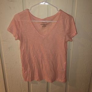 Aeropostale Pink Small Seriously Soft Tee